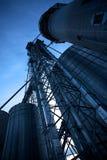Βιομηχανικό κτήριο Στοκ Εικόνες