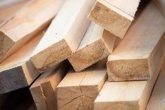 Βιομηχανικό ξύλο Στοκ εικόνα με δικαίωμα ελεύθερης χρήσης