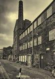 βιομηχανικό παρελθόν Στοκ φωτογραφία με δικαίωμα ελεύθερης χρήσης
