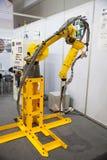 Βιομηχανικό ρομπότ Στοκ φωτογραφίες με δικαίωμα ελεύθερης χρήσης