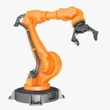 Βιομηχανικό ρομπότ Στοκ Εικόνες