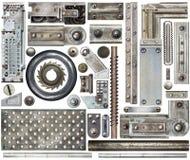 βιομηχανικό σύνολο Στοκ Εικόνες