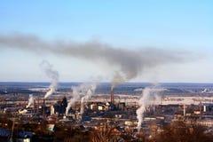 Βιομηχανικό τομέα Στοκ Εικόνα