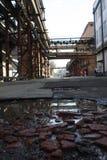 βιομηχανικό τοπίο Στοκ Φωτογραφίες