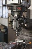 Βιομηχανικό τρυπάνι Στοκ φωτογραφία με δικαίωμα ελεύθερης χρήσης
