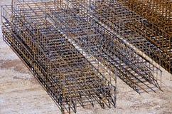 Βιομηχανικό armature σιδήρου υπαίθρια Στοκ εικόνες με δικαίωμα ελεύθερης χρήσης