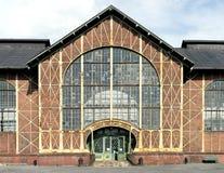 βιομηχανικό nouveau τέχνης Στοκ εικόνες με δικαίωμα ελεύθερης χρήσης