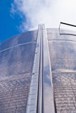 Βιομηχανικό silos.detail Στοκ Φωτογραφία
