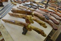 Βιοτεχνίες του μεγάλου μαχαιριού Στοκ εικόνα με δικαίωμα ελεύθερης χρήσης