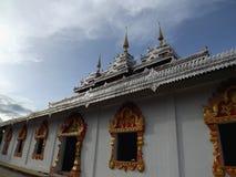 Βιρμανός αρχιτεκτονικό ύφος Στοκ εικόνα με δικαίωμα ελεύθερης χρήσης