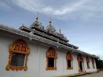 Βιρμανός αρχιτεκτονικό ύφος Στοκ φωτογραφίες με δικαίωμα ελεύθερης χρήσης