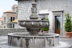 Βιτέρμπο (Ιταλία) Στοκ Φωτογραφίες