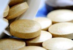 βιταμίνες Στοκ εικόνα με δικαίωμα ελεύθερης χρήσης