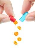 βιταμίνη γ Στοκ εικόνες με δικαίωμα ελεύθερης χρήσης