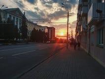 Βιτσέμπσκ Στοκ Εικόνες