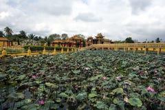 Βλέπω Hock Yeen, ναός Κομφουκίου, Chemor, Μαλαισία στοκ φωτογραφίες