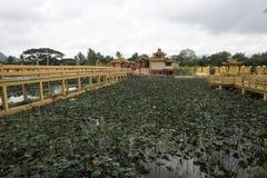 Βλέπω Hock Yeen, ναός Κομφουκίου, Chemor, Μαλαισία στοκ φωτογραφία με δικαίωμα ελεύθερης χρήσης
