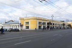 ΒΛΑΝΤΙΜΊΡ, ΡΩΣΙΑ -05 11 2015 Αγορές Arcade μέσα Στοκ εικόνα με δικαίωμα ελεύθερης χρήσης