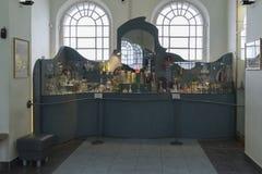 ΒΛΑΝΤΙΜΊΡ, ΡΩΣΙΑ -07.11.2015 Μουσείο του κρυστάλλου Στοκ εικόνες με δικαίωμα ελεύθερης χρήσης