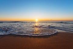 Βλαστός το πρωί με τον καταπληκτικό ουρανό Στοκ φωτογραφία με δικαίωμα ελεύθερης χρήσης