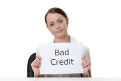 Βοήθεια ανάγκης ανησυχιών χρημάτων στοκ εικόνες