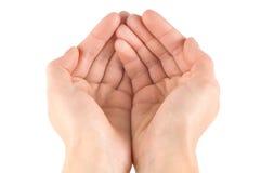 βοήθεια χεριών Στοκ εικόνες με δικαίωμα ελεύθερης χρήσης