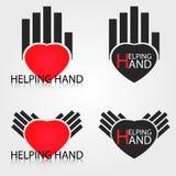 βοήθεια χεριών Στοκ Φωτογραφίες