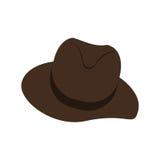 Βοηθητικό εικονίδιο καπέλων ελεύθερη απεικόνιση δικαιώματος