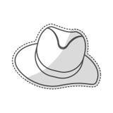 Βοηθητικό εικονίδιο καπέλων απεικόνιση αποθεμάτων