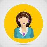Βοηθητικό επίπεδο σχέδιο υποστήριξης απεικόνιση αποθεμάτων