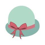 Βοηθητικό σχέδιο καπέλων διανυσματική απεικόνιση