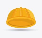 Βοηθητικό σχέδιο υφασμάτων καπέλων απεικόνιση αποθεμάτων