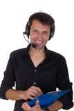 Βοηθητικό χαμόγελο Στοκ εικόνα με δικαίωμα ελεύθερης χρήσης