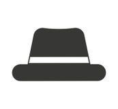 βοηθητικό ύφος hipster καπέλων ελεύθερη απεικόνιση δικαιώματος
