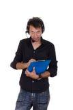 Βοηθός που γράφει κάτω Στοκ εικόνα με δικαίωμα ελεύθερης χρήσης