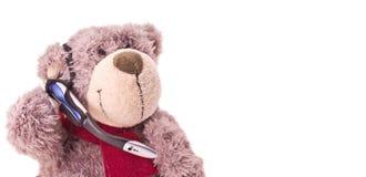 βοηθός teddy Στοκ Φωτογραφίες