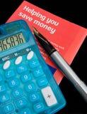βοηθώντας τα χρήματα σας &sigm Στοκ Εικόνα