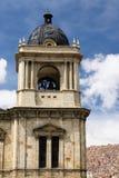 Βολιβία, Λα Παζ, καθεδρικός ναός Στοκ εικόνα με δικαίωμα ελεύθερης χρήσης