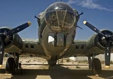 βομβαρδιστικό αεροπλάν&omicr Στοκ Εικόνα