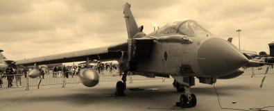 Βομβαρδιστικό αεροπλάνο ανεμοστροβίλου Στοκ εικόνα με δικαίωμα ελεύθερης χρήσης