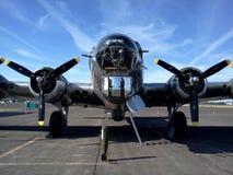 βομβαρδιστικό αεροπλάν&omicr Στοκ εικόνα με δικαίωμα ελεύθερης χρήσης