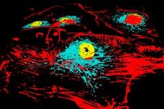 Βοοειδή πνευμονικά κύτταρα arthery στοκ φωτογραφία