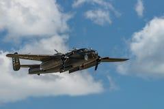 Βορειοαμερικανικός β-25J χρόνος ενημερώσεων ` Mitchell ` στοκ φωτογραφία με δικαίωμα ελεύθερης χρήσης