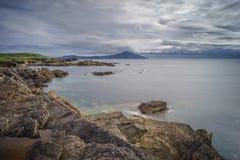 Βορειοδυτική ακτή της Ιρλανδίας Στοκ εικόνα με δικαίωμα ελεύθερης χρήσης