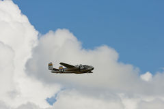 Βορράς βομβαρδιστικών α&epsilo Στοκ εικόνα με δικαίωμα ελεύθερης χρήσης