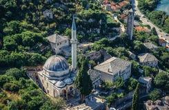 Βοσνία-Ερζεγοβίνη pocitelj Στοκ Εικόνα