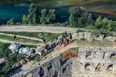 Βοσνία-Ερζεγοβίνη pocitelj Στοκ εικόνα με δικαίωμα ελεύθερης χρήσης