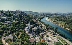 Βοσνία-Ερζεγοβίνη pocitelj Στοκ Φωτογραφίες
