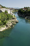 Βοσνία mostar Στοκ φωτογραφία με δικαίωμα ελεύθερης χρήσης