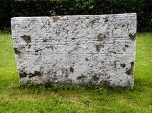 Βοσνιακή ταφόπετρα Stecak Στοκ Εικόνες
